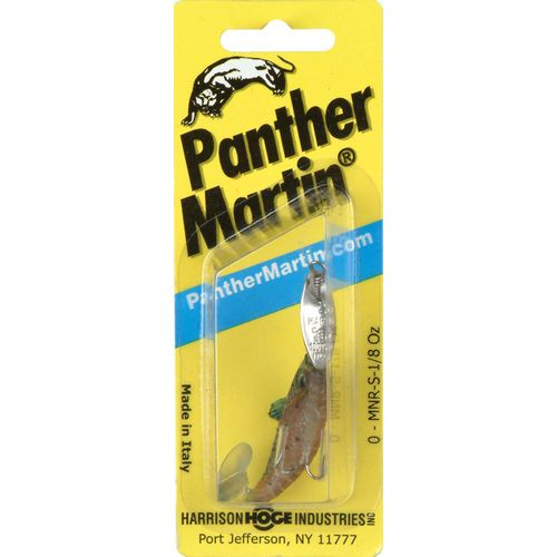 Display product reviews for Panther Martin Lure