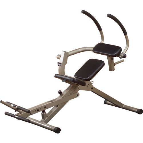 Body-Solid Best Fitness Semi-Recumbent Ab Crunch Bench