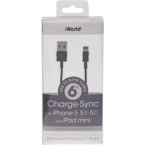 iWorld™ iPhone® Cable - view number 3