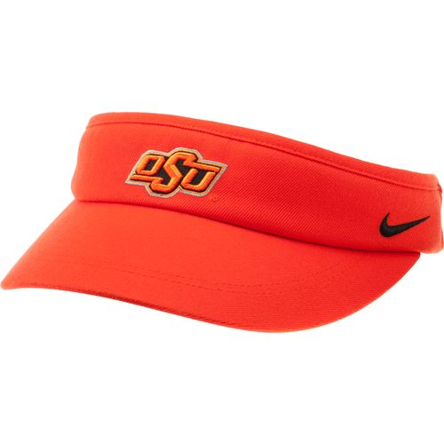 Nike™ Men's Oklahoma State University Sideline Dri-FIT Visor