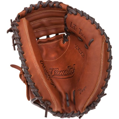 Rawlings Youth Sandlot 33 in Catcher's Mitt
