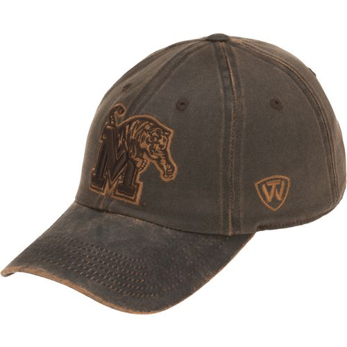 Top of the World Adults' University of Memphis Scat Cap