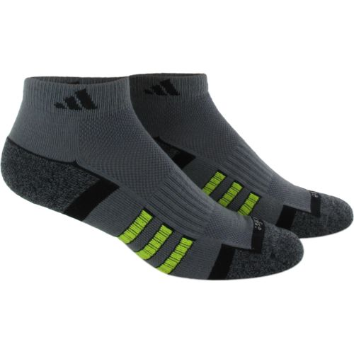 adidas™ Men's climalite® II Low-Cut Socks 2-Pair