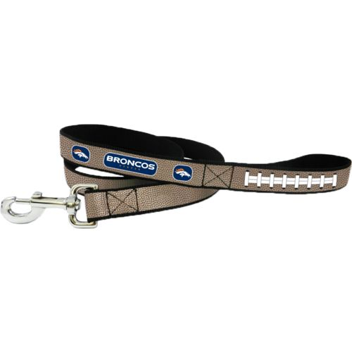 GameWear Denver Broncos Reflective Football Leash