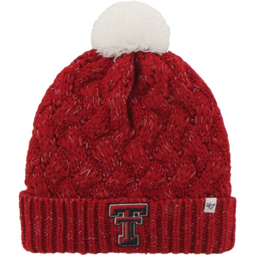 '47 Women's Texas Tech University Gameday Fiona Cuff Knit Cap