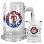 Great American Products Texas Rangers Boilermaker Gift Set