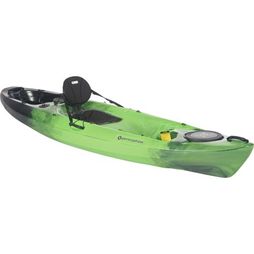 Display product reviews for Perception Pescador 10' Sit-On-Top Kayak