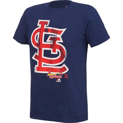 Majestic Men's St. Louis Cardinals Takin' 'Em to School T-shirt