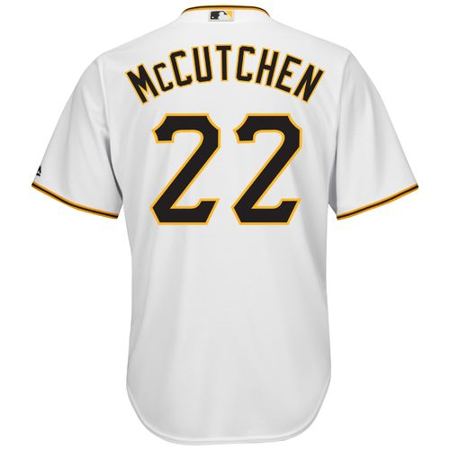 Majestic Men's Pittsburgh Pirates Andrew McCutchen #22 Cool Base® Jersey
