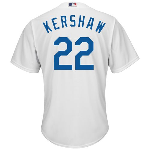 Majestic Men's Los Angeles Dodgers Clayton Kershaw #22 Cool Base® Jersey