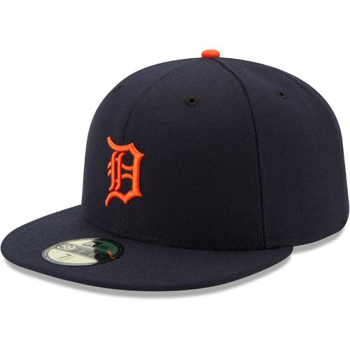 New Era Men's Detroit Tigers 59FIFTY Road Cap - view number 1