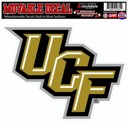 Stockdale University of Central Florida Movable Decal