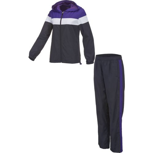BCG  Women s Colorblock Hooded Windsuit
