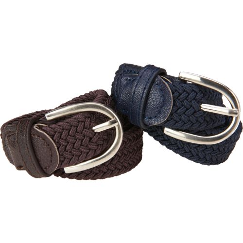 Austin Trading Co. School Belts 2-Pack
