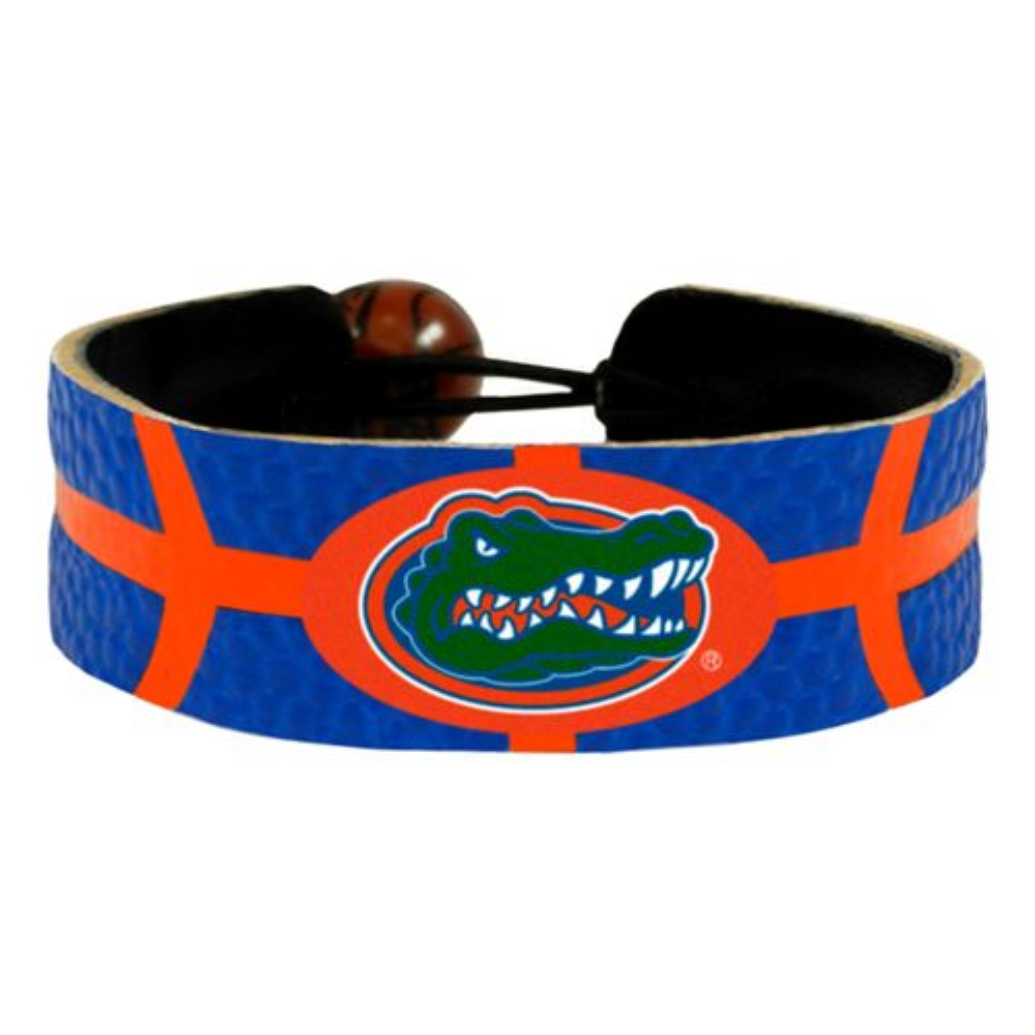GameWear University of Florida Team Color Basketball Bracelet