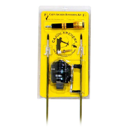 Trophy Ridge Cajun Yellow Jacket Bowfishing Kit