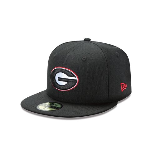 New Era Men's University of Georgia 59FIFTY Baseball Cap