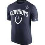 Nike™ Boys' Dallas Cowboys Legend Icon T-shirt