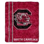 The Northwest Company University of South Carolina Jersey Sherpa Throw - view number 1