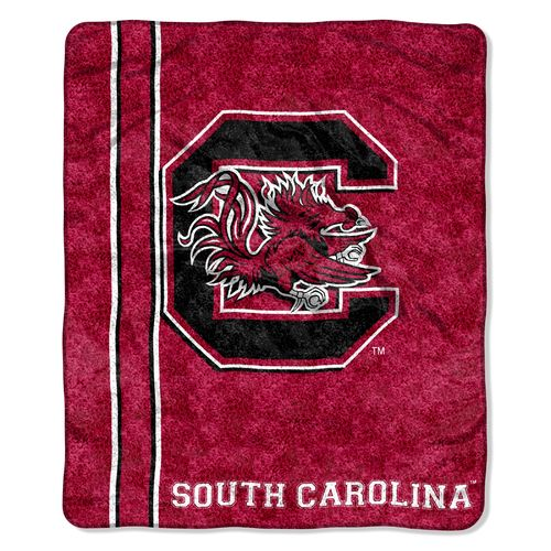 The Northwest Company University of South Carolina Jersey Sherpa Throw