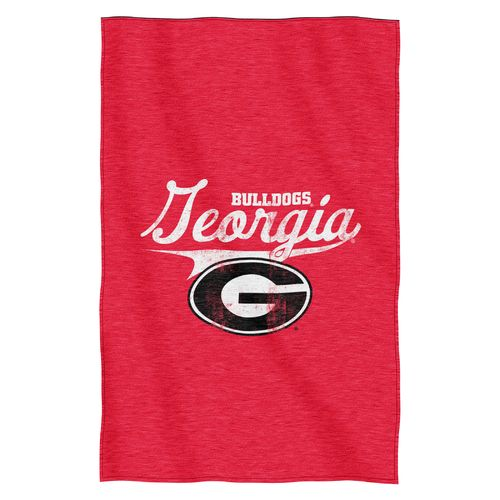 The Northwest Company University of Georgia Sweatshirt Throw