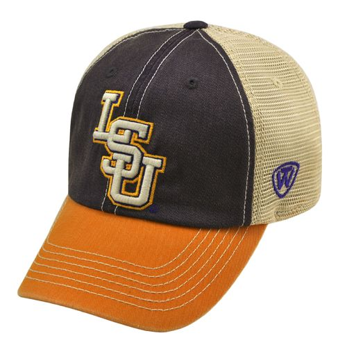 Top of the World Adults' Louisiana State University Offroad Cap