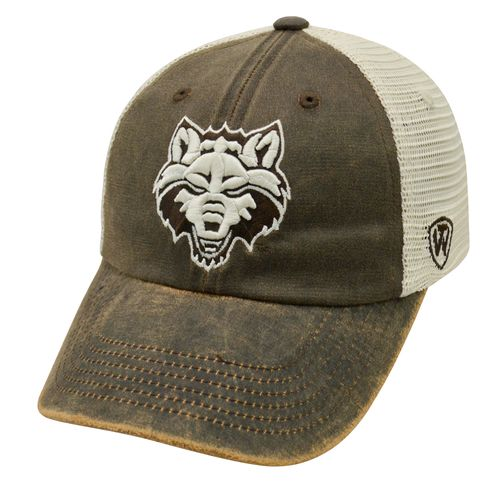 Top of the World Adults' Arkansas State University ScatMesh Cap