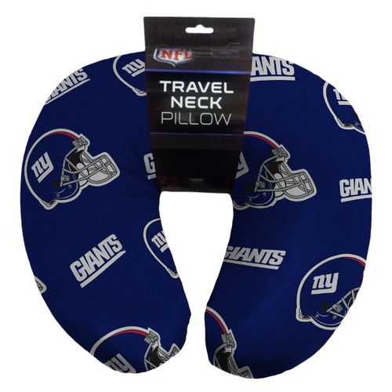 The Northwest Company New York Giants Neck Pillow