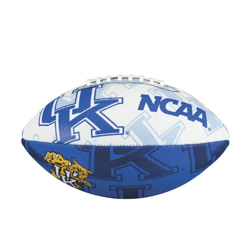 Wilson University of Kentucky Junior Super Grip Football