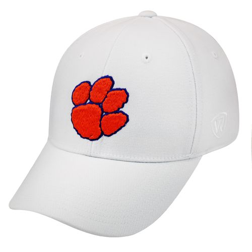 Top of the World Men's Clemson University Premium Collection Memory Fit™ Cap