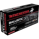 Winchester Supreme .223 Remington/5.56 NATO 55-Grain Ballistic Silvertip Centerfire Rifle Ammunition - view number 1