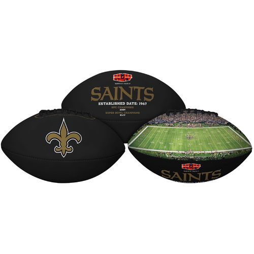 Rawlings® New Orleans Saints Stadium Football - view number 1