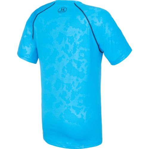 Under Armour Men's UA Tech Emboss T-shirt - view number 2