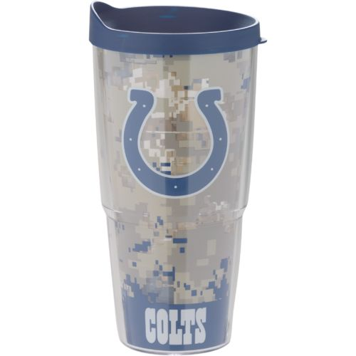 Tervis Indianapolis Colts Digital Camo 24 oz. Tumbler with Lid