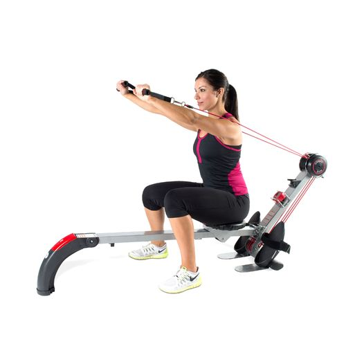 CAP Barbell easyFiT Cardio Gym Resistance Rower - view number 9