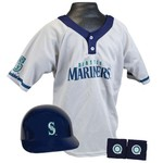 Franklin Kids' Seattle Mariners Uniform Set - view number 1