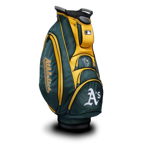 Team Golf Oakland Athletics Victory Cart Golf Bag - view number 1