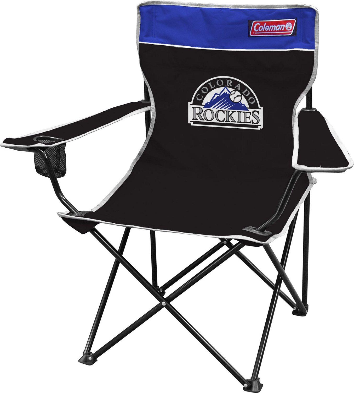 Coleman® Colorado Rockies Quad Chair