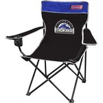 Coleman® Colorado Rockies Quad Chair