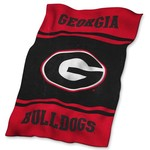 Logo University of Georgia Ultrasoft Blanket