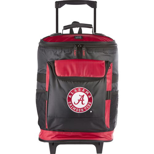 Logo™ University of Alabama 48-Can Rolling Cooler - view number 1
