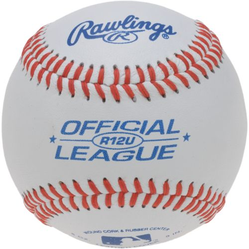 Rawlings® Game Play Youth Baseballs 12-Pack