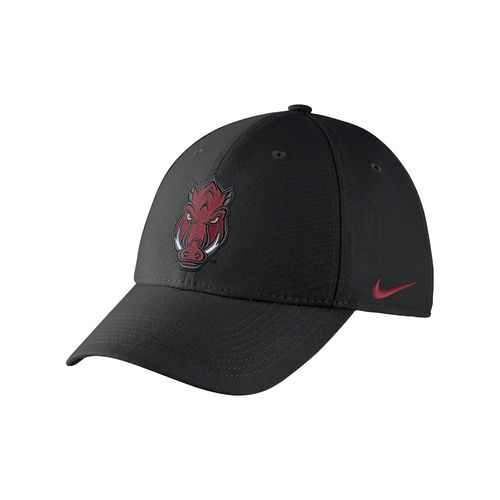 Nike™ Adults' University of Arkansas Swoosh Flex Cap