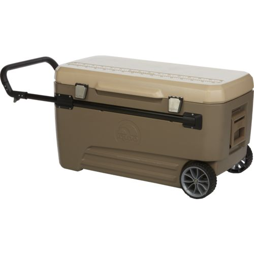 Display product reviews for Igloo Glide™ 110-qt.  Marine Wheeled Cooler