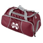 Logo Mississippi State University Athletic Duffel Bag