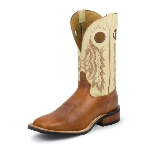 Tony Lama Men's Suntan Rebel Americana Western Boots - view number 1