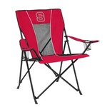 Logo North Carolina State University Game Time Chair