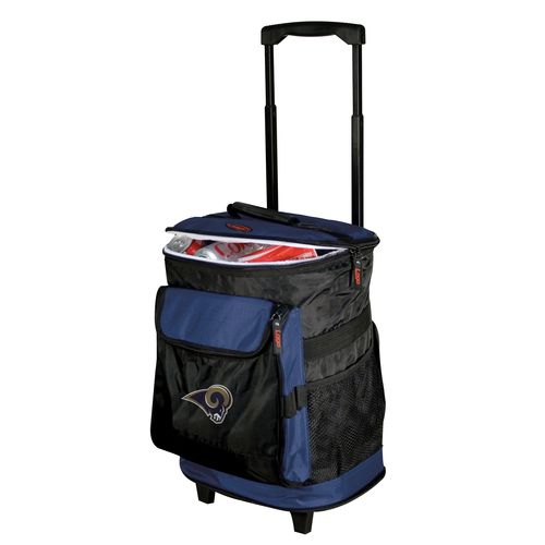 Logo™ St. Louis Rams Rolling Cooler - view number 1