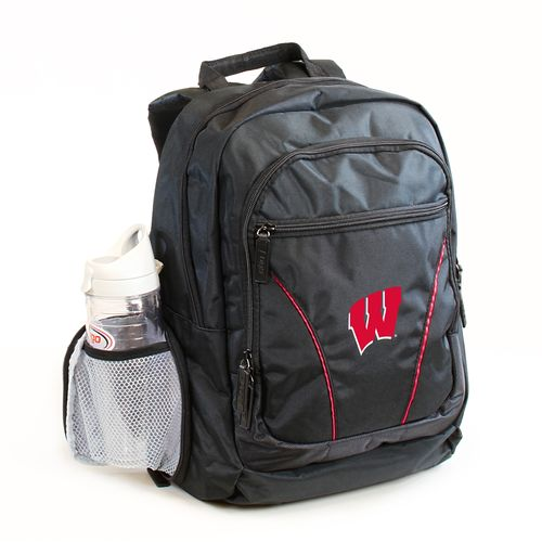 Logo™ University of Wisconsin Stealth Backpack