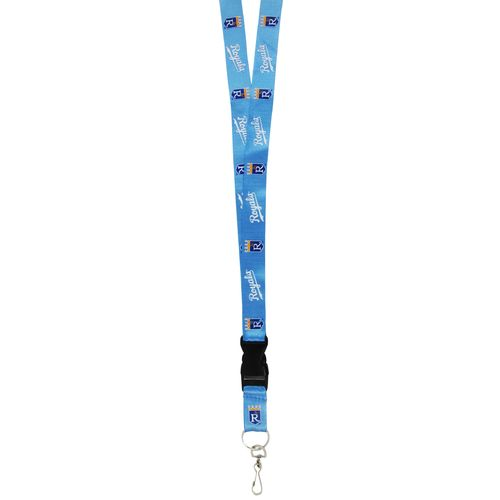 Pro Specialties Group Kansas City Royals Team Lanyard
